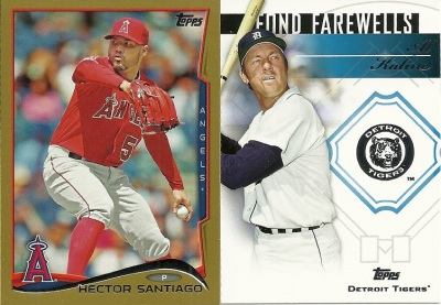 2014 Topps Baseball Update Inserts and Parallels