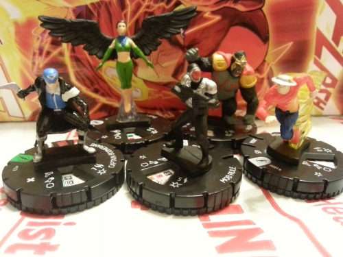 The Flash Heroclix