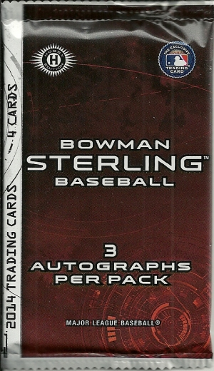2014 Bowman Sterling Baseball