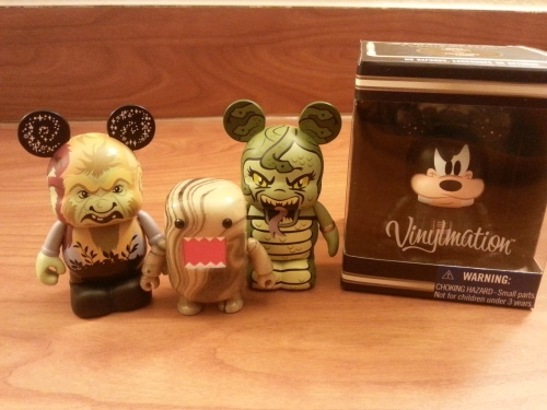 Domos and Vinylmation
