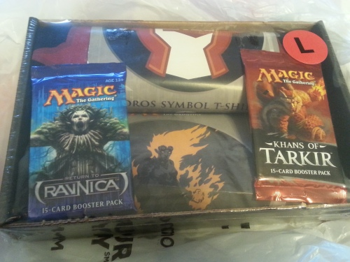Magic Cards and Tshirt Repack
