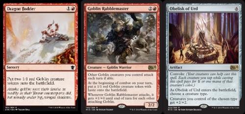 Goblins in  Standard
