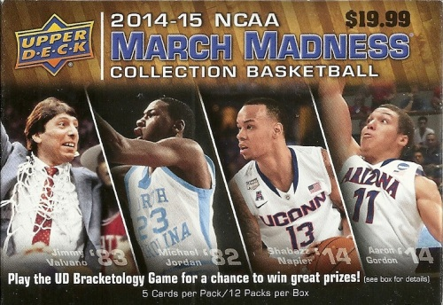 2014-15 Upper Deck NCAA March Madness