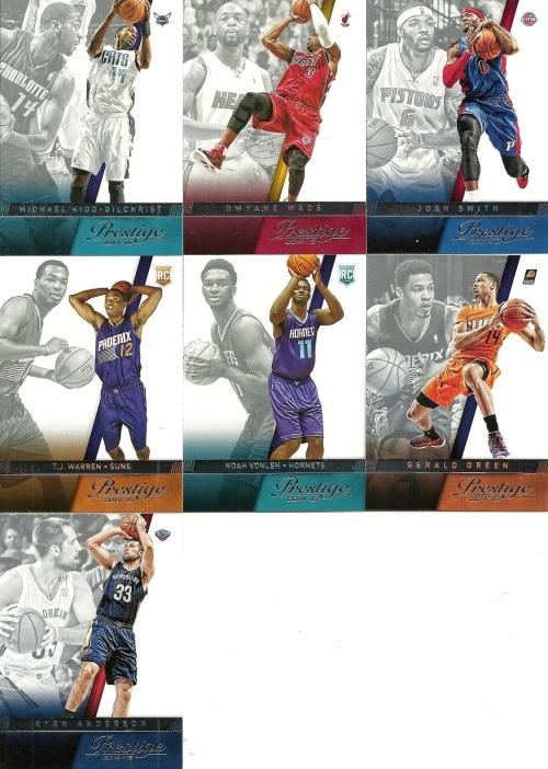 2014-15 Panini Prestige Basketball