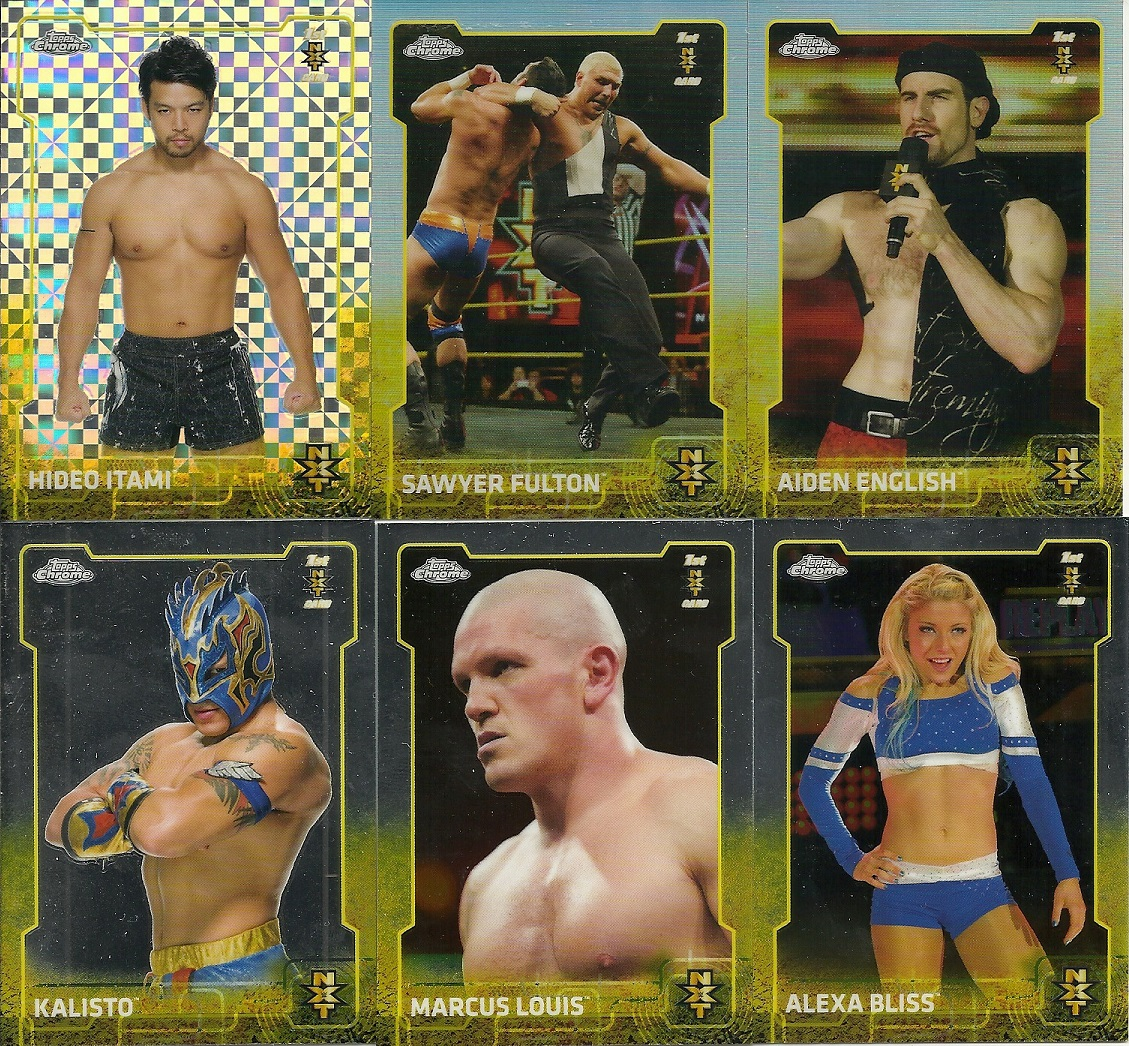 Again I am pretty happy with the NXT cards and I suspect I am pretty ...