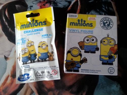 Minions Packs