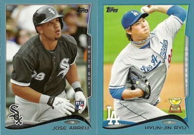 Topps Parallels