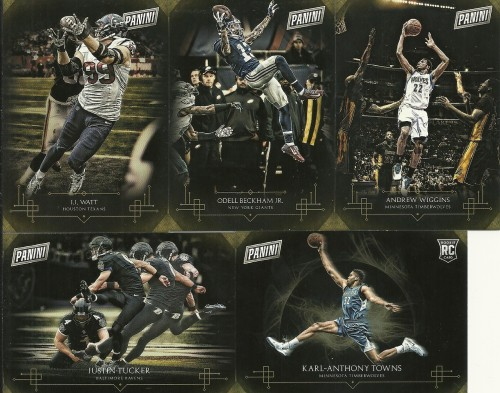 2015 Panini Black Friday 2
