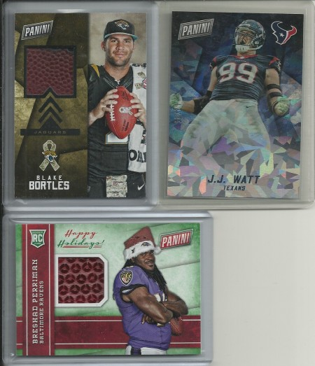 2015 Panini Black Friday Hits