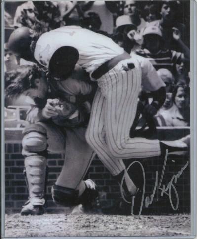 Dave Kingman Autograph