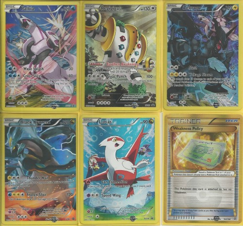 Pokemon Promos and Secret Rare