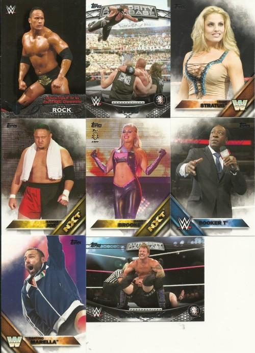 2016 Topps WWE