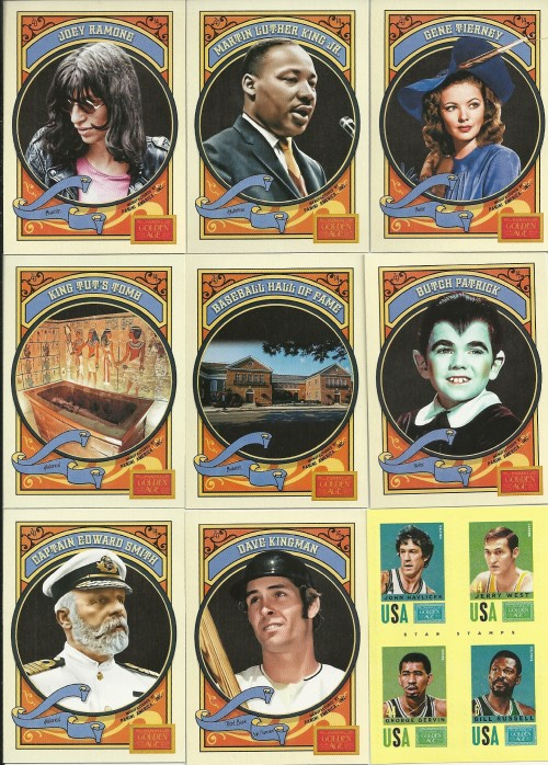 2014 Panini Golden Age Cards