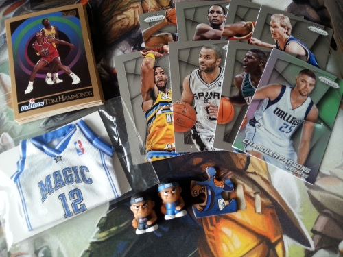 Basketball Floor Box Repack Pulls