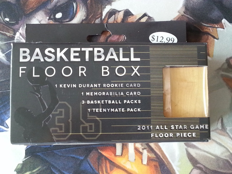 Basketball Floor Box Repack