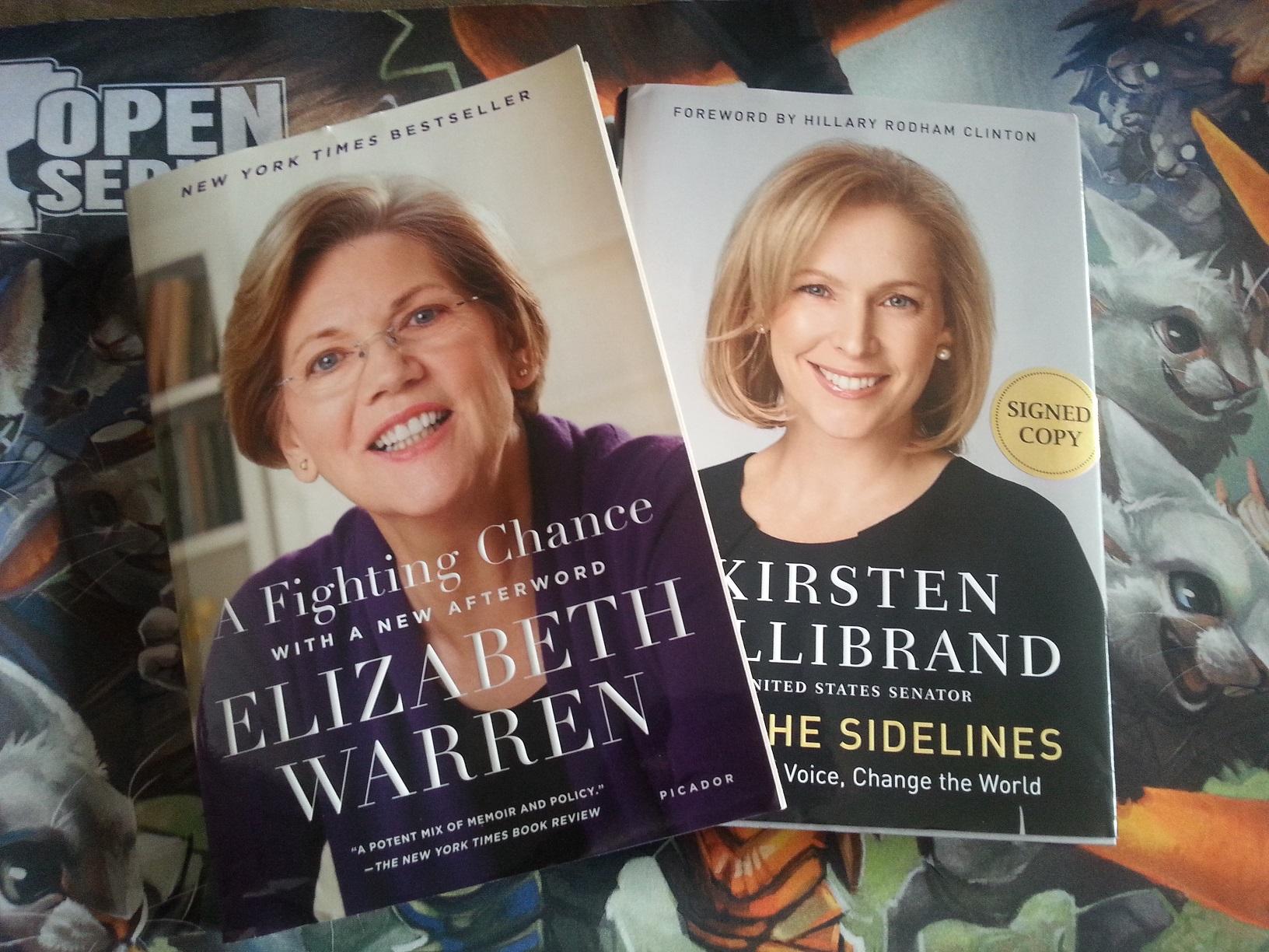 Elizabeth Warren Book