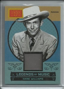 Hank Williams Legends of Music