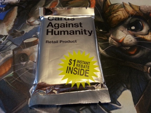 cards against humanity retail pack