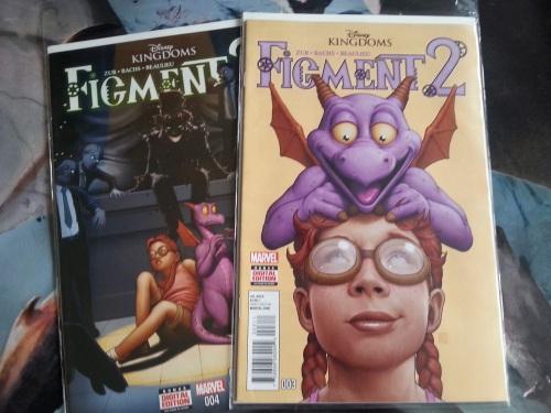 figment comics