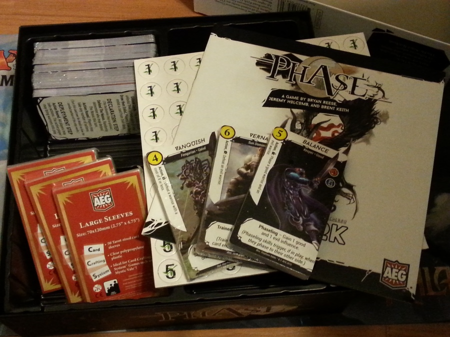 phase whats in the box