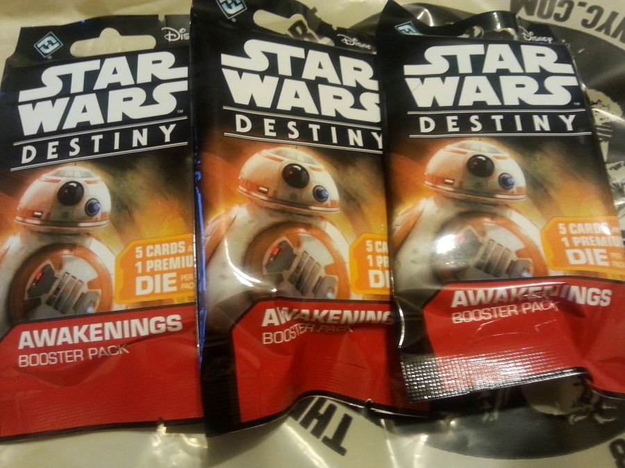 star wars destiny packs