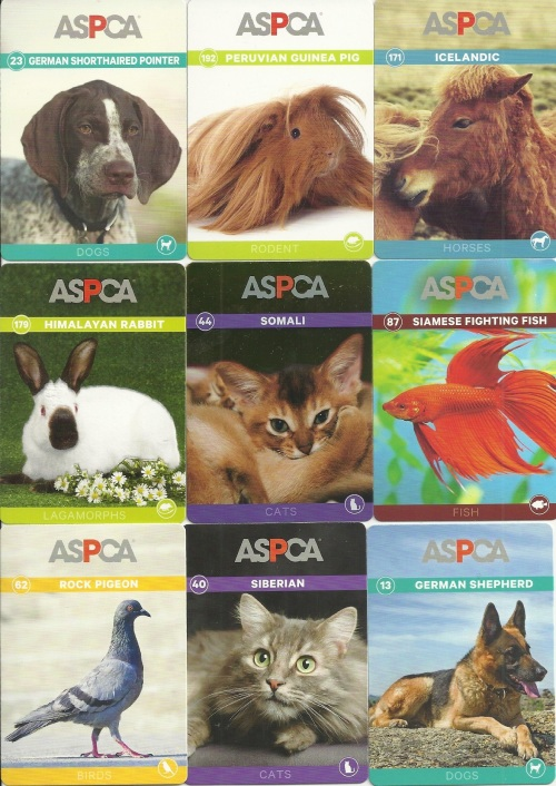 ASPCA cards