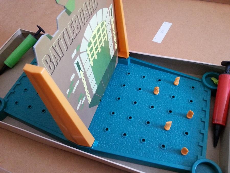 Battleboard board game