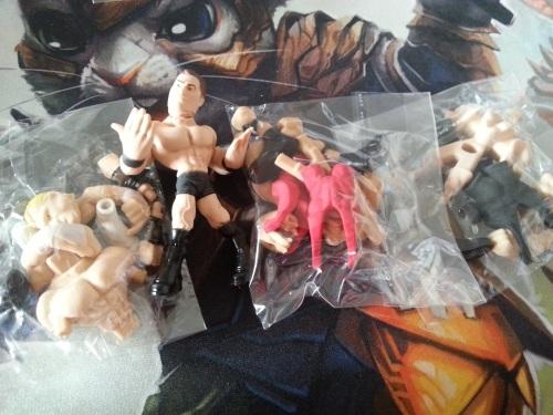 WWE Eraseez
