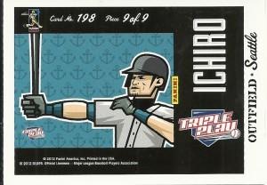 Ichiro Puzzle (1)