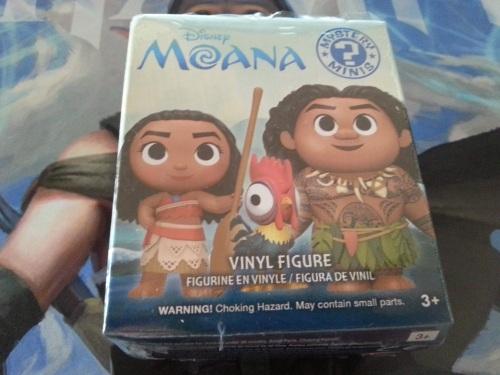 Moana Mystery Minis