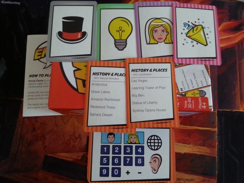 Emoji Cards