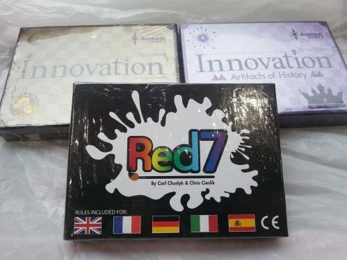 Innovation Red 7