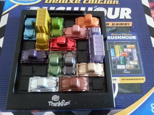 Rush Hour Puzzle