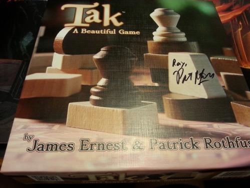 Tak Signed