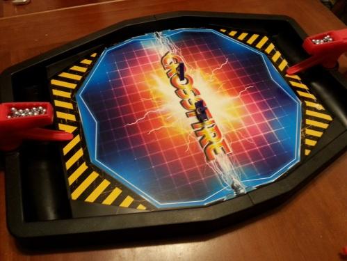 Crossfire Board