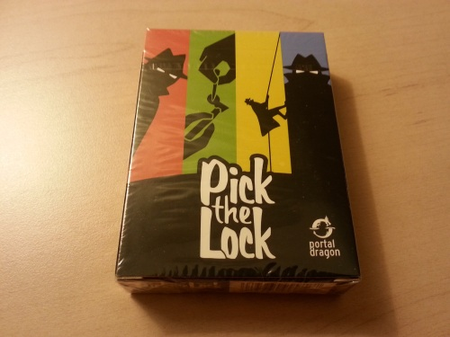 Pick the Lock Card Game