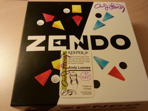 Zendo Signed