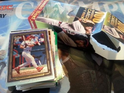 Bulk Baseball Cards