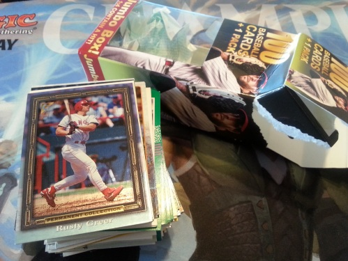 Some Rookie Cards From A Baseball Card Repack That I Like