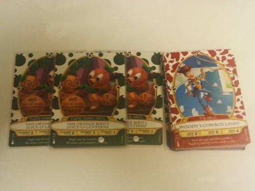sorcerer of the magic kingdom cards
