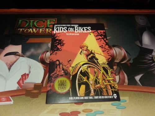 Kids on Bikes One Shot