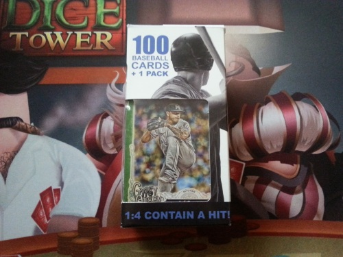 100 Card Plus Pack Baseball Card Repack