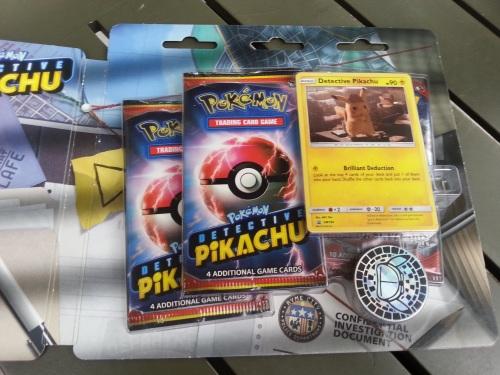 Dectective Pikachu Case File 2