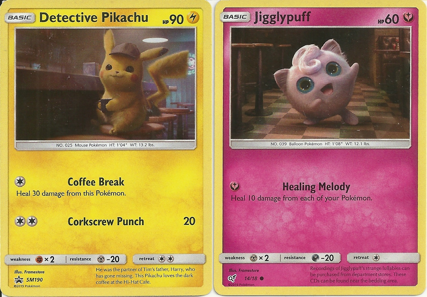 Detective Pikachu Mewtwo Gx Case File Pokemon Tcg Box Shot Not Taken