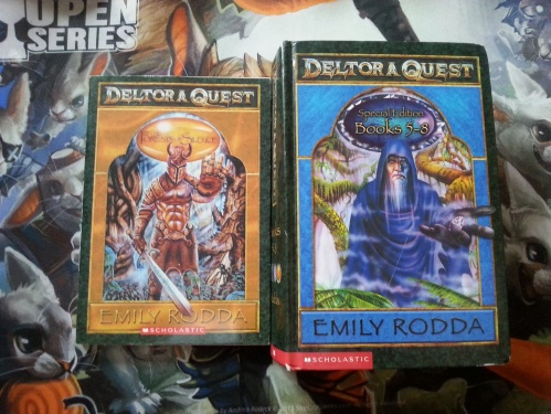 Delatora Quest Books