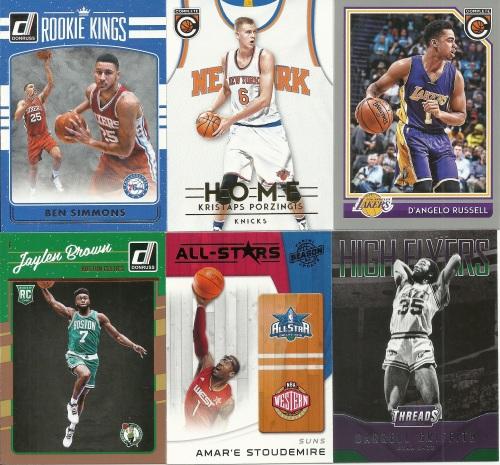 Panini Basketball Cards Repack