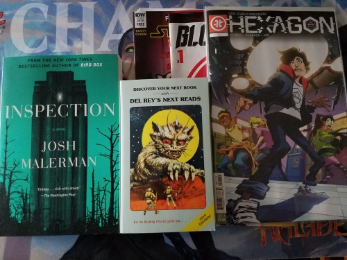 New York Comic Con Freebies