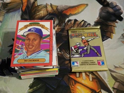 1991 O Pee Chee Baseball Pack
