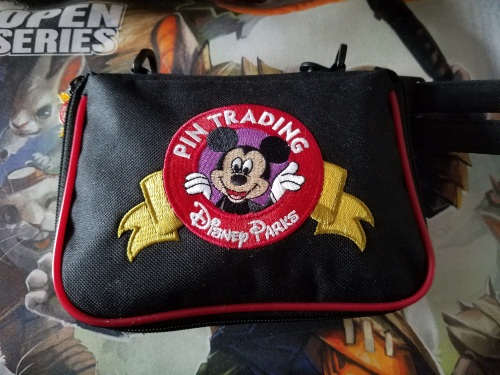Disney Pin Bag