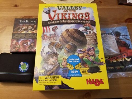 Board Games from Pax Unplugged